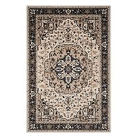 Safavieh Lyndhurst Double Framed Medallion Rug
