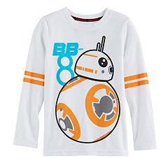 Boys 4-7x Star Wars a Collection for Kohl's BB-8 Slubbed Tee