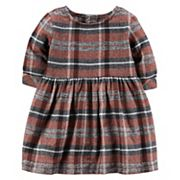 Baby Girl Carter's Plaid Flannel Dress