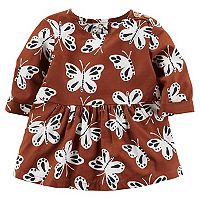 Baby Girl Carter's Butterfly Tunic