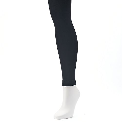 741240e1b Women s Apt. 9® Fleece-Lined Footless Tights