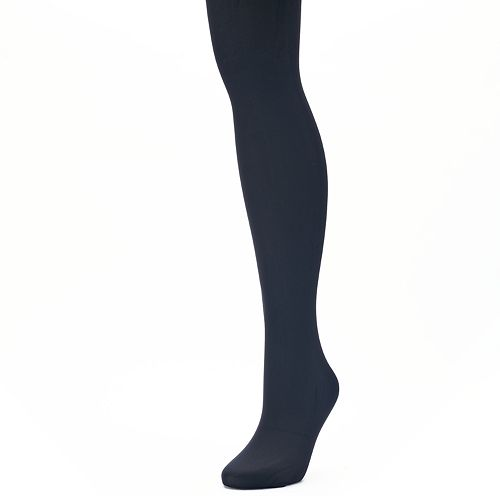 Women's Apt. 9® Blackout Control-Top Opaque Tights