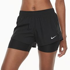Women's Nike 10K 2 2-In-1 Running Shorts