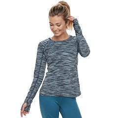 Women's Tek Gear® Long Sleeve Performance Tee