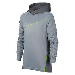 Boys 8-20 Nike Dri-FIT Hooded Training Top