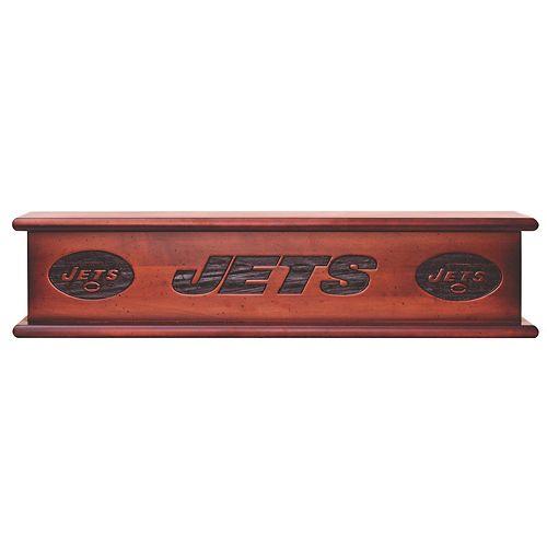 "New York Jets 20"" Memorabilia Shelf"
