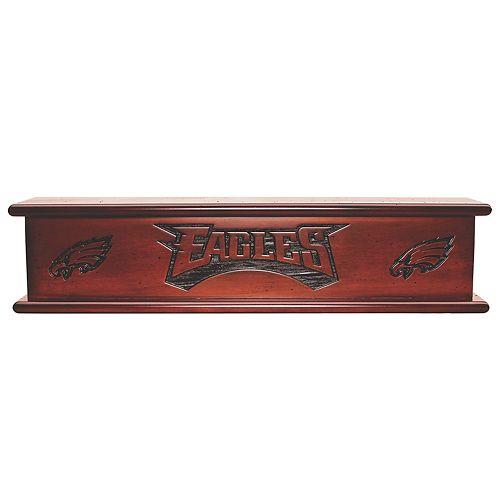 """Philadelphia Eagles 20"""" Memorabilia Shelf"""