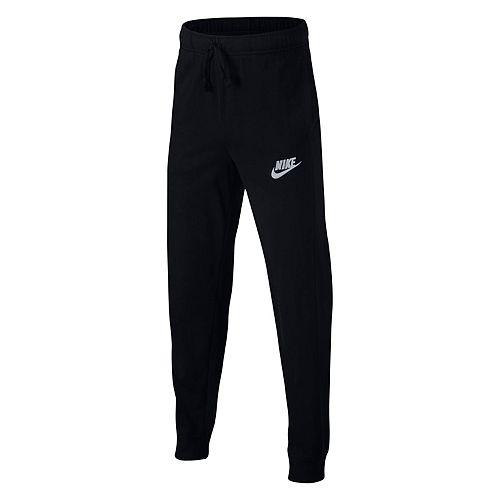 Boys 8-20 Nike Jersey Jogger Pants