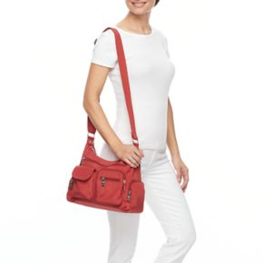Mondo Multi Pocket Crossbody Bag