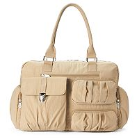 Mondo Multi Pocket Weekender Bag