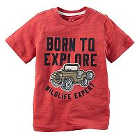 Toddler Boy Carter's Graphic Tee