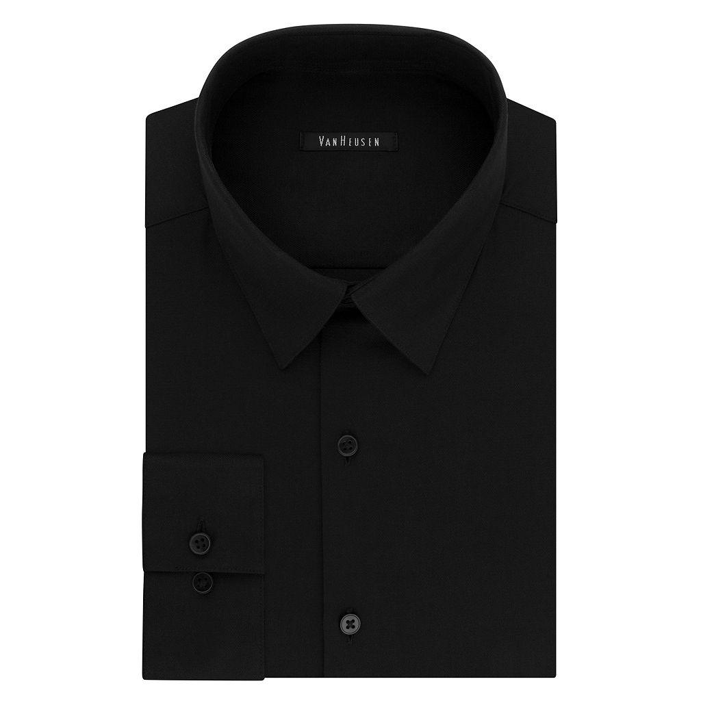Big & Tall Van Heusen Flex Collar Slim Tall Dress Shirt