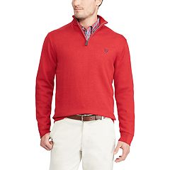 Mens Red Chaps Sweaters - Tops, Clothing | Kohl's