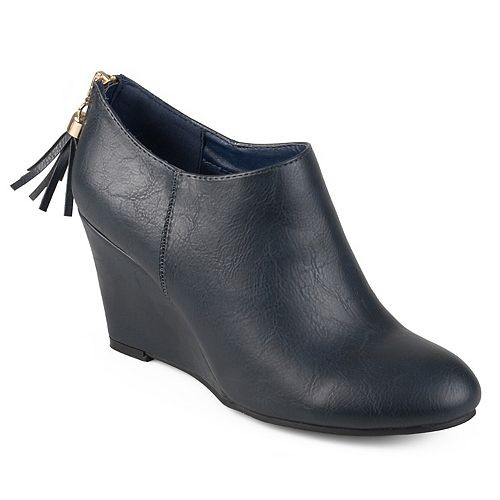 dbda41e7b5be Journee Collection Colins Women s Wedge Ankle Boots