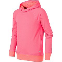 Girls 7-16 New Balance Hooded Pullover