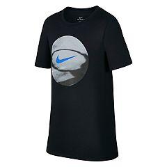 Boys 8-20 Nike Dri-FIT Swoosh Tee