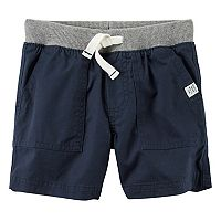 Toddler Boy Carter's Khaki Shorts
