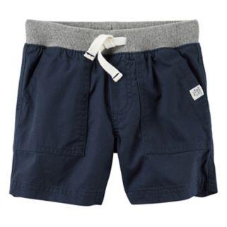 Toddler Boy Carter's Khaki Shorts