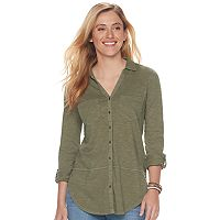 Women's SONOMA Goods for Life™ Utility Tunic