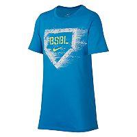 Boys 8-20 Nike Baseball Tee