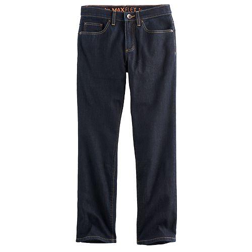 Boys 8-20 & Husky Urban Pipeline MaxFlex Straight Leg Jeans