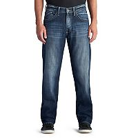 Men's Rock & Republic Crew Stretch Straight-Leg Relaxed Jeans
