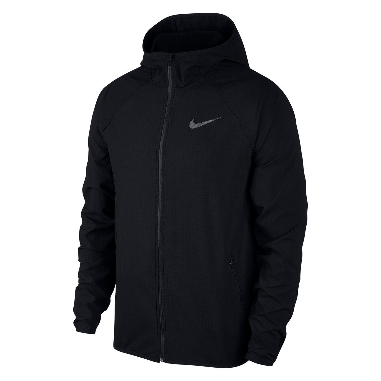 Hommes Nike Sweat À Capuche Noir