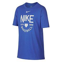 Boys 8-20 Nike Baseball Logo Tee