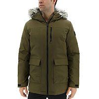 Men's adidas Outdoor Xploric Faux-Fur Hooded Parka