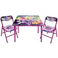 My Little Pony Table & Chair Set