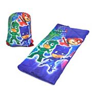 PJ Masks Sling Bag & Sleeping Bag Slumber Set