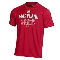 Men's Under Armour Maryland Terrapins Tech Tee