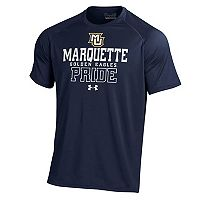 Men's Under Armour Marquette Golden Eagles Tech Tee