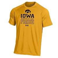 Men's Under Armour Iowa Hawkeyes Tech Tee