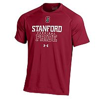 Men's Under Armour Stanford Cardinal Tech Tee