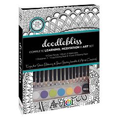Art 101 Doodlebliss Book Box