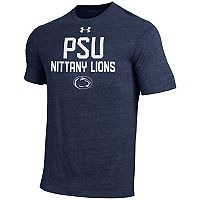 Men's Under Armour Penn State Nittany Lions Triblend Tee