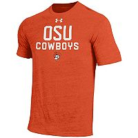 Men's Under Armour Oklahoma State Cowboys Triblend Tee
