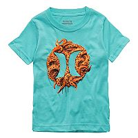 Toddler Boy Hurley Octopus Arms Logo Graphic Tee
