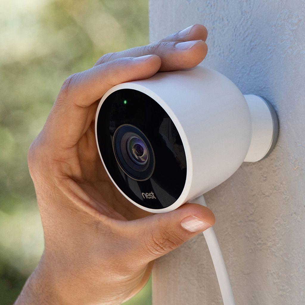 Nest Indoor & Outdoor Security Camera Bundle