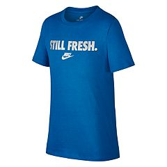 Boys 8-20 Nike Dri-FIT Still Fresh Tee