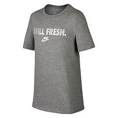 Boys 8-20 Nike Dri-FIT Still Fresh Tee