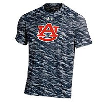 Men's Under Armour Auburn Tigers Tech Novelty Tee