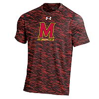 Men's Under Armour Maryland Terrapins Tech Novelty Tee