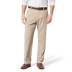 Men's Dockers® Stretch Easy Khaki Relaxed-Fit Flat-Front Pants D4
