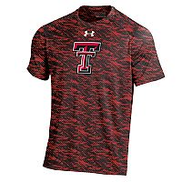 Men's Under Armour Texas Tech Red Raiders Tech Novelty Tee
