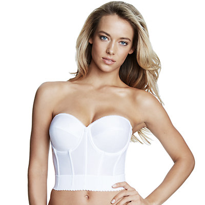 DOMINIQUE Bras: Noemi Backless Strapless Balconette Bridal Bra 6377