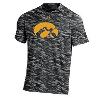 Men's Under Armour Iowa Hawkeyes Tech Novelty Tee