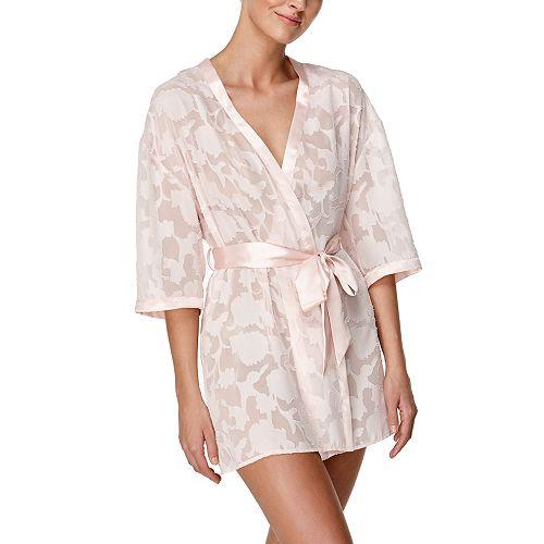 Women's Flora Nikrooz Clip Chiffon Robe