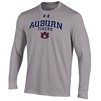 Men's Under Armour Auburn Tigers Long-Sleeve Tee